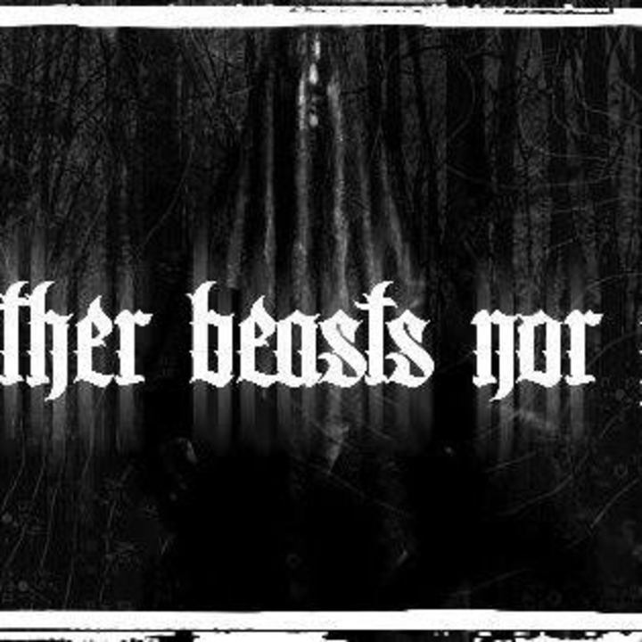 Neither Beasts nor Gods Tour Dates