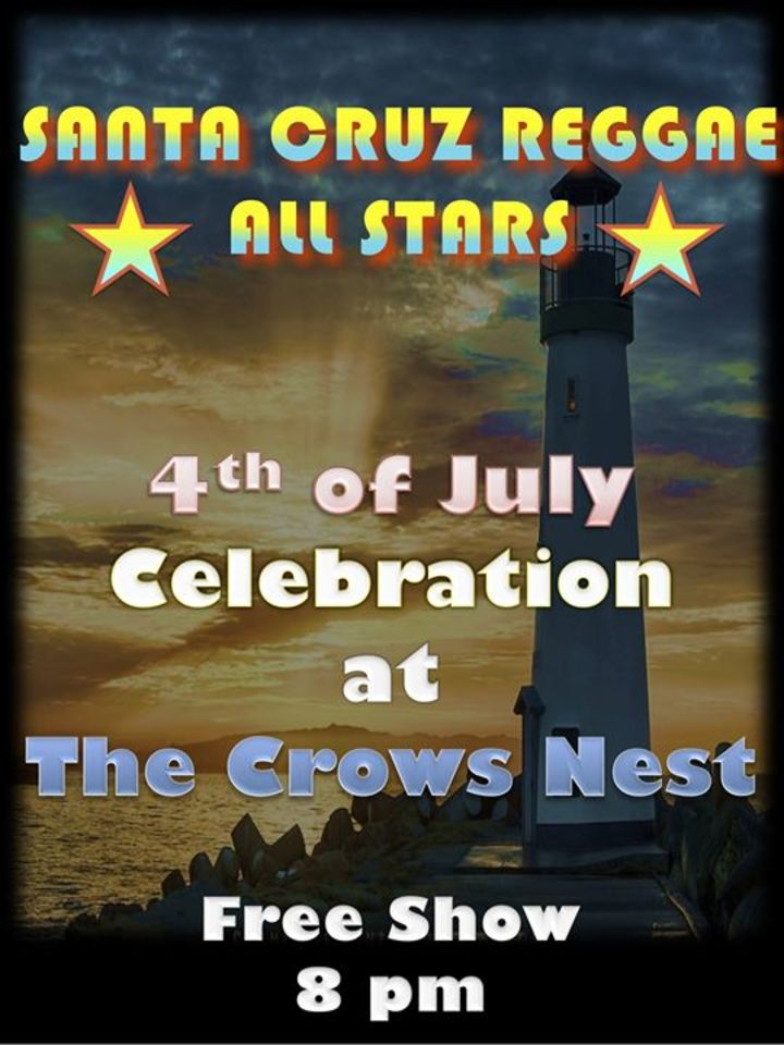 Santa Cruz Reggae All Stars Tour Dates