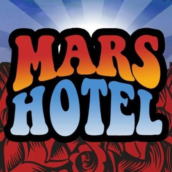 Mars Hotel Tour Dates