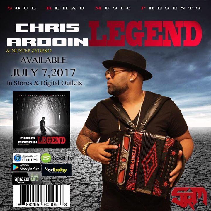 Chris Ardoin Fan Page Tour Dates