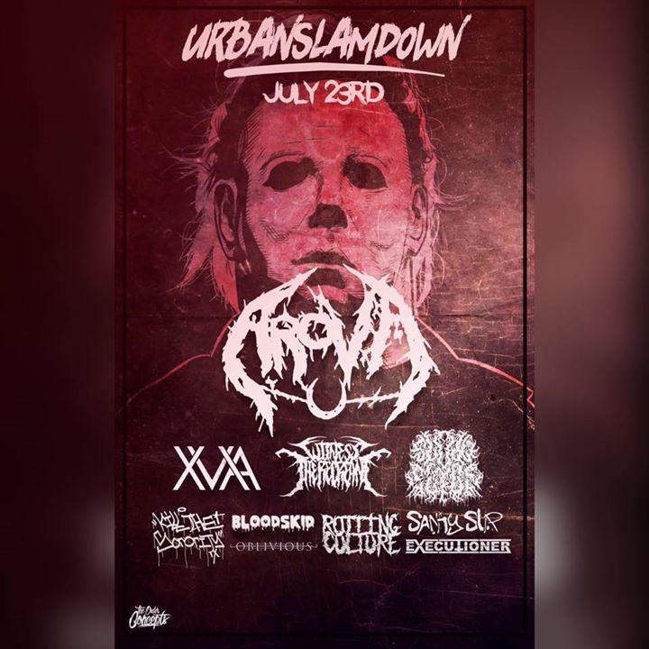 XVIA Tour Dates