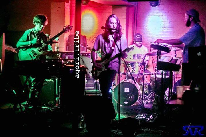 Agori Tribe @ Reggies Rock Club - Chicago, IL