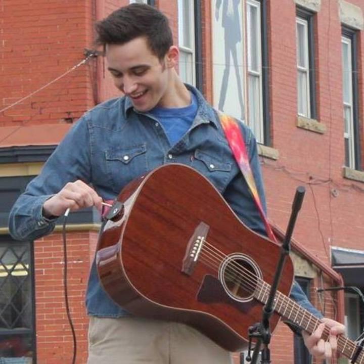 Andrew Skubisz music @ Grapes and Hops Walk - Du Bois, PA
