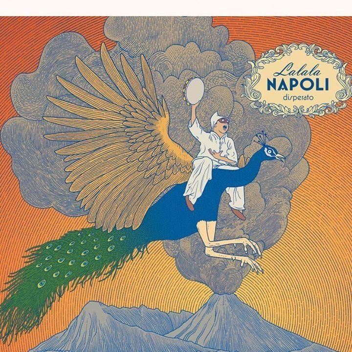 Lalala Napoli Tour Dates