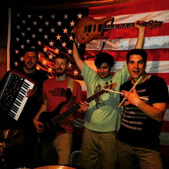 Optimus Riff @ Fall City Pub - Ohiopyle, PA