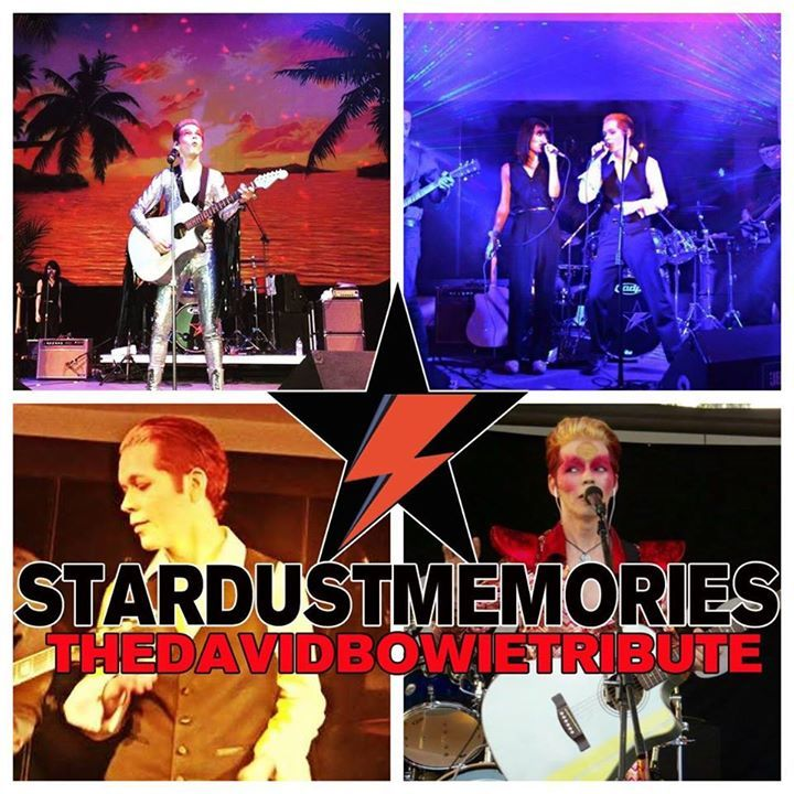 Stardust Memories: The David Bowie Tribute Tour Dates