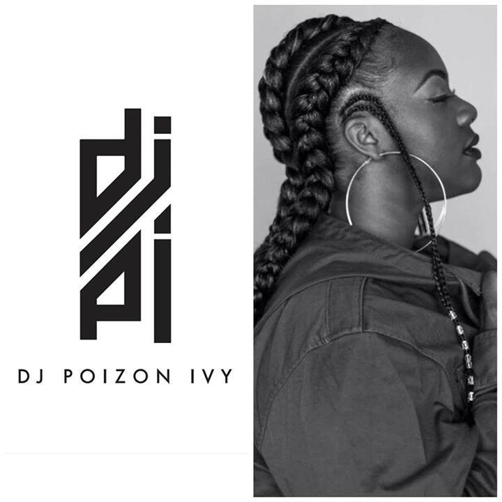 Poizon Ivy the DJ Tour Dates