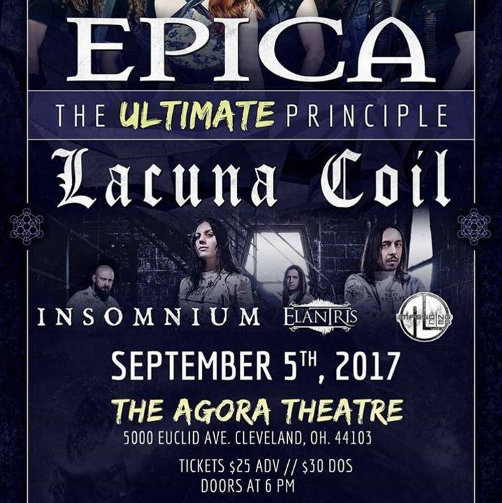 Impending Lies Tour Dates