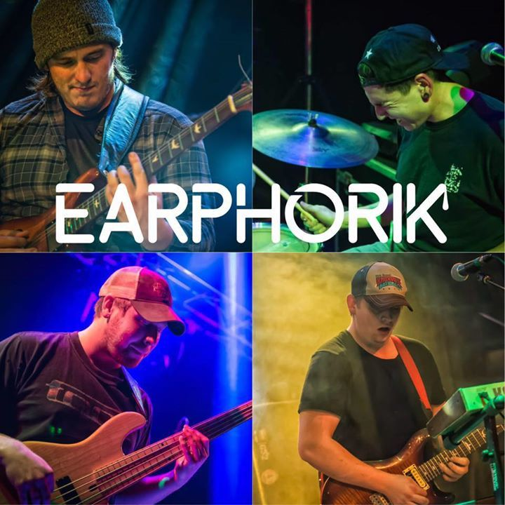 Earphorik @ The Riot Room - Kansas City, MO