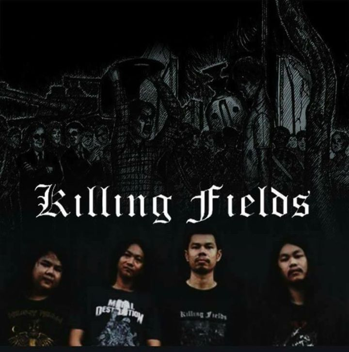 Killing fields Tour Dates