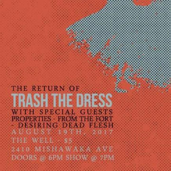 Trash the Dress Tour Dates