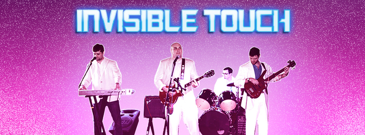 Invisible Touch - 80's Cover Band Tour Dates