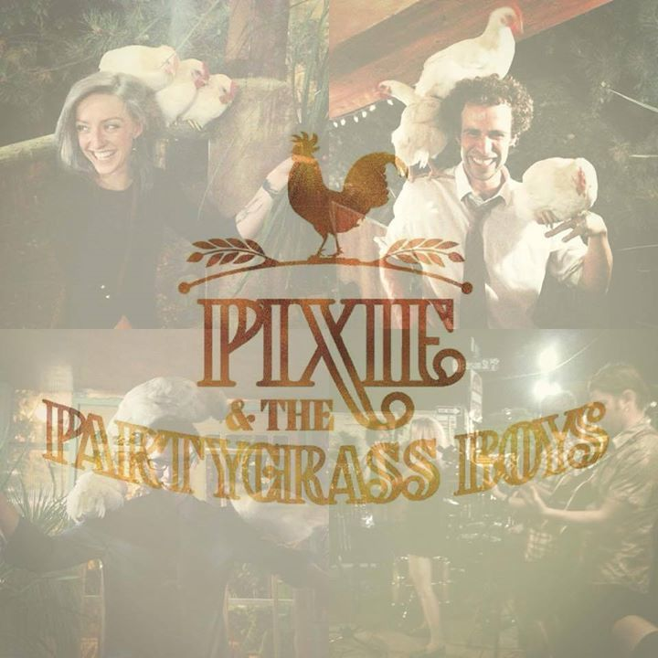 Pixie and the Partygrass Boys @ State Room - Salt Lake City, UT