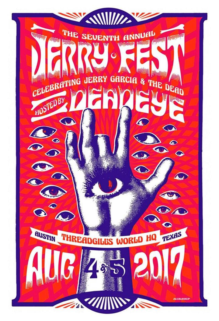 Deadeye Tour Dates