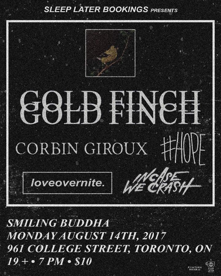 Loveovernite @ Smiling Buddha - Toronto, Canada