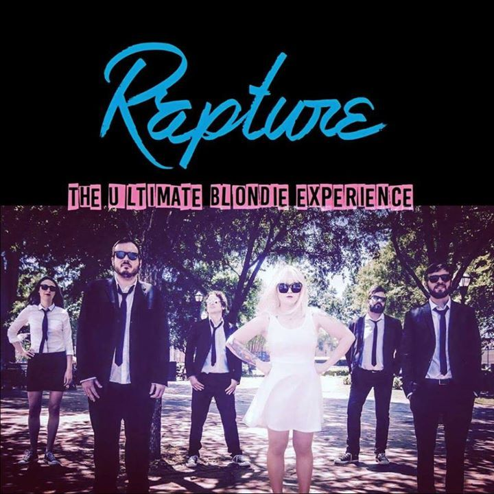 Rapture: The Ultimate Blondie Experience @ Mercy Lounge - Nashville, TN