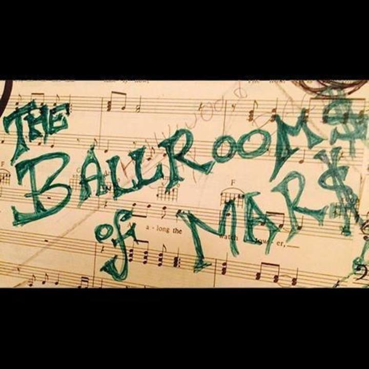 Ballrooms of Mars Tour Dates