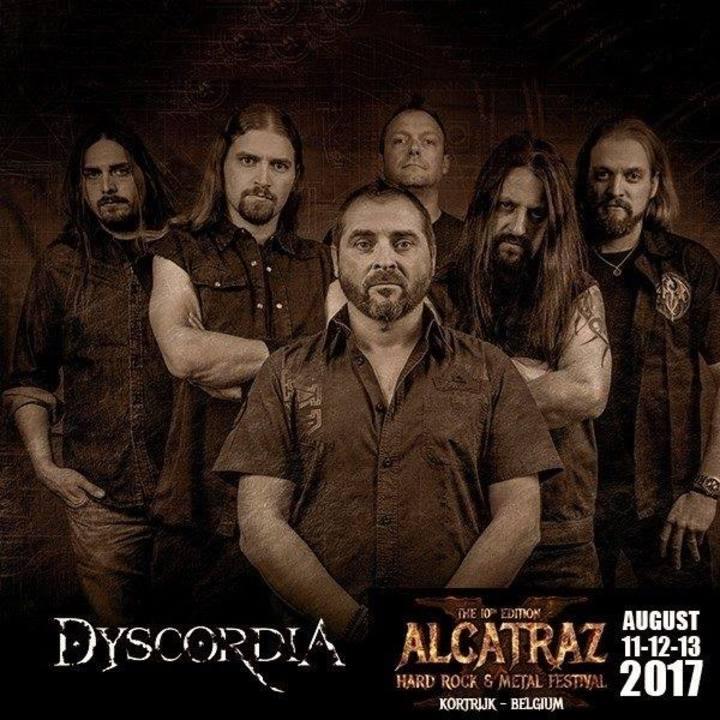 Dyscordia Tour Dates