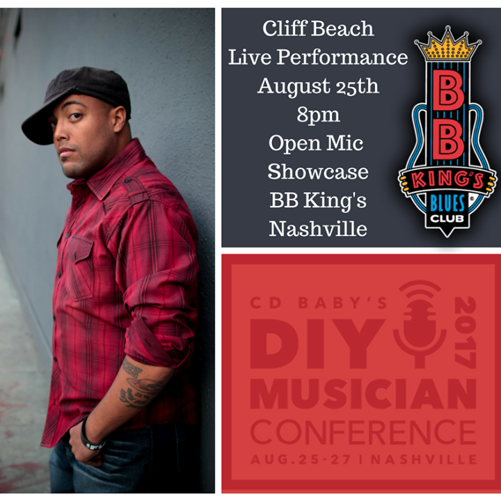 Cliff Beach Music Tour Dates