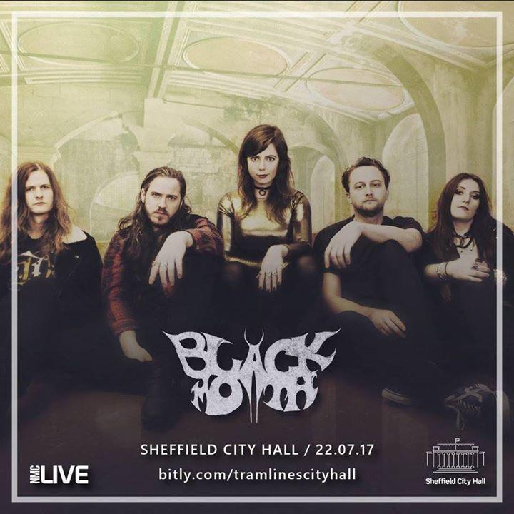 Black Moth Tour Dates