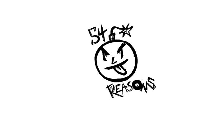 54 Reasons @ HellCat Cafe - Houston, TX