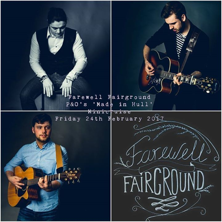 Farewell Fairground Tour Dates