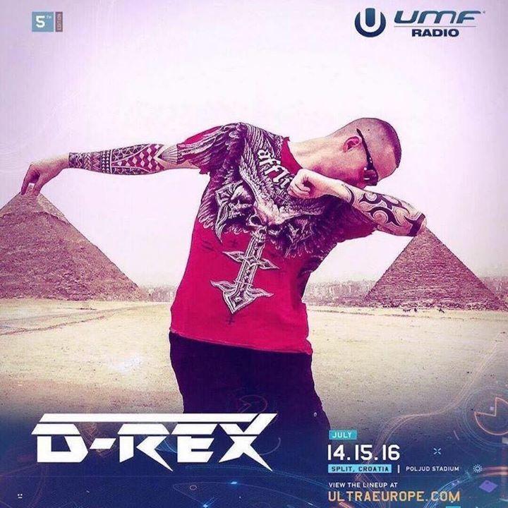 DJ D-REX Tour Dates