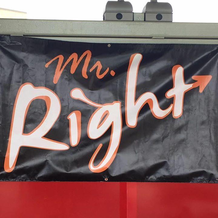 Mr. Right Tour Dates