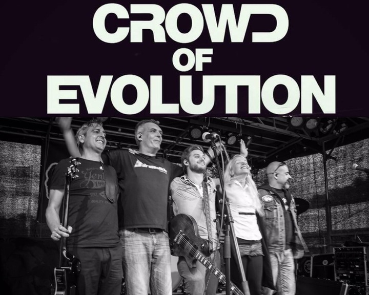 Crowd of Evolution Tour Dates