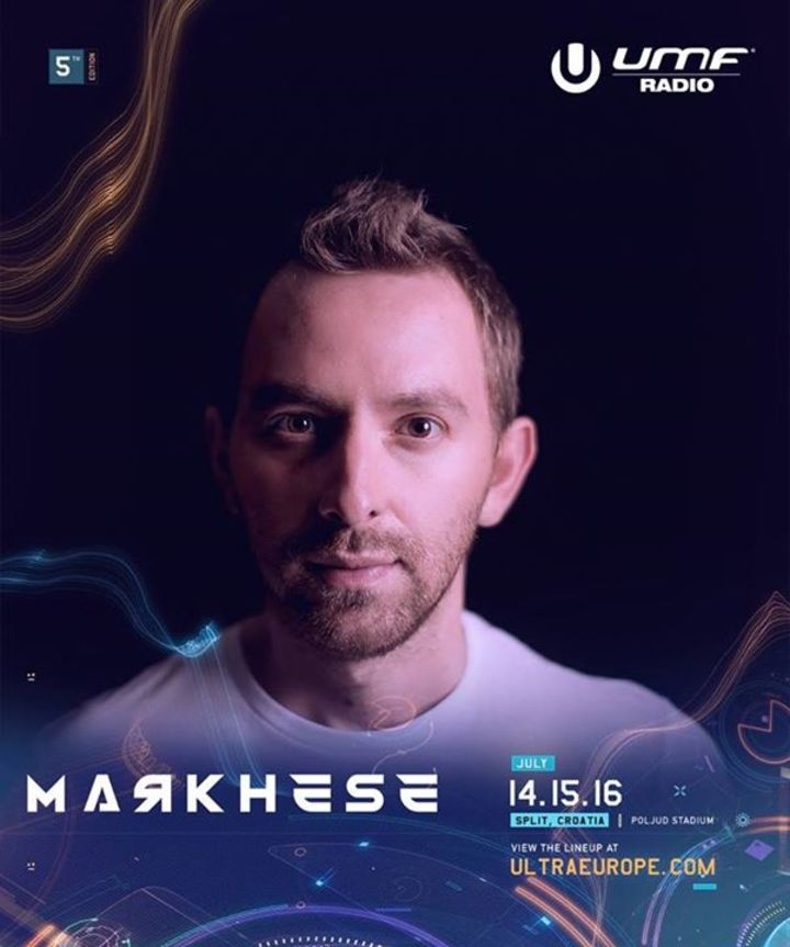 Markhese Tour Dates