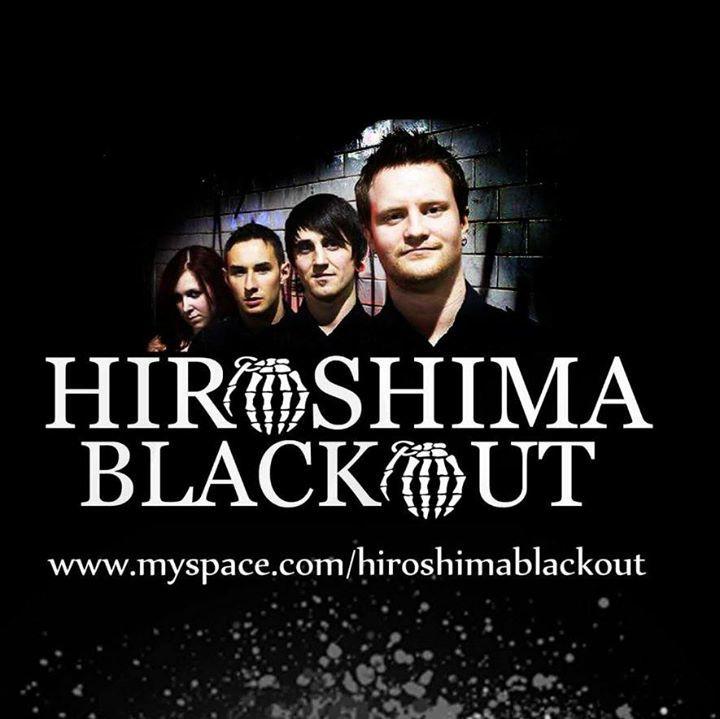 Hiroshima Blackout Tour Dates
