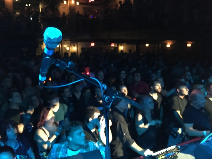Walter Sickert @ House of Blues Boston - Boston, MA