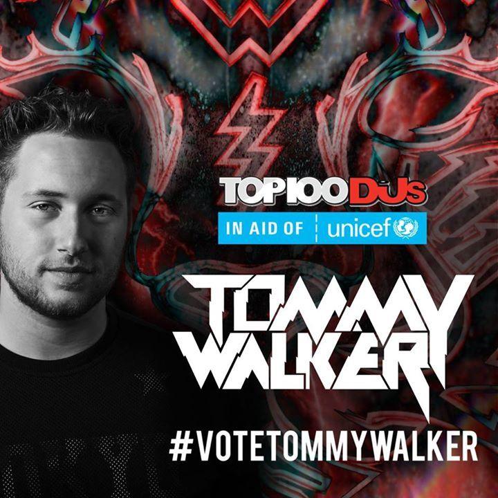 Tommy Walker Tour Dates