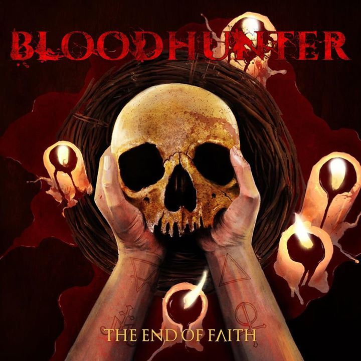 BLOODHUNTER Tour Dates