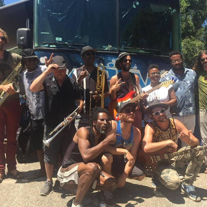 Afrolicious @ Rickshaw Stop - San Francisco, CA