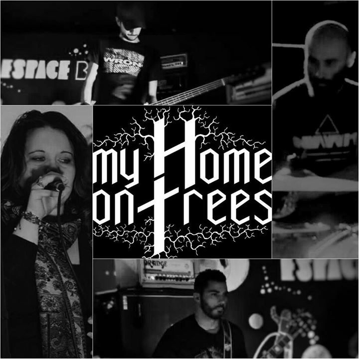 MY HOME ON TREES Tour Dates