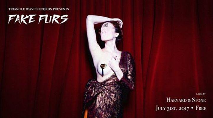 Fake Furs Tour Dates