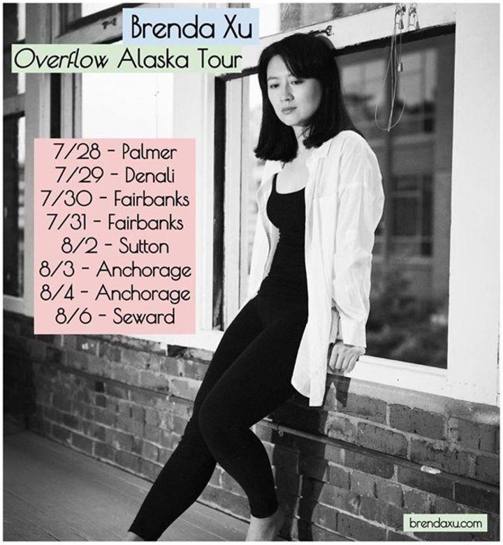 Brenda Xu Tour Dates
