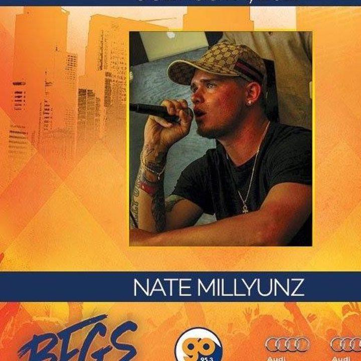 Nate MillyUnz Tour Dates