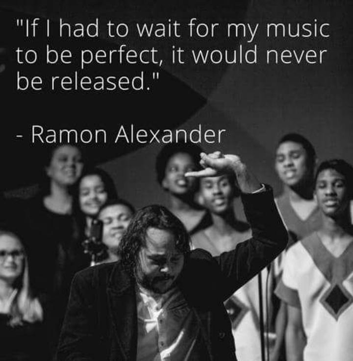Ramon Alexander Music Tour Dates