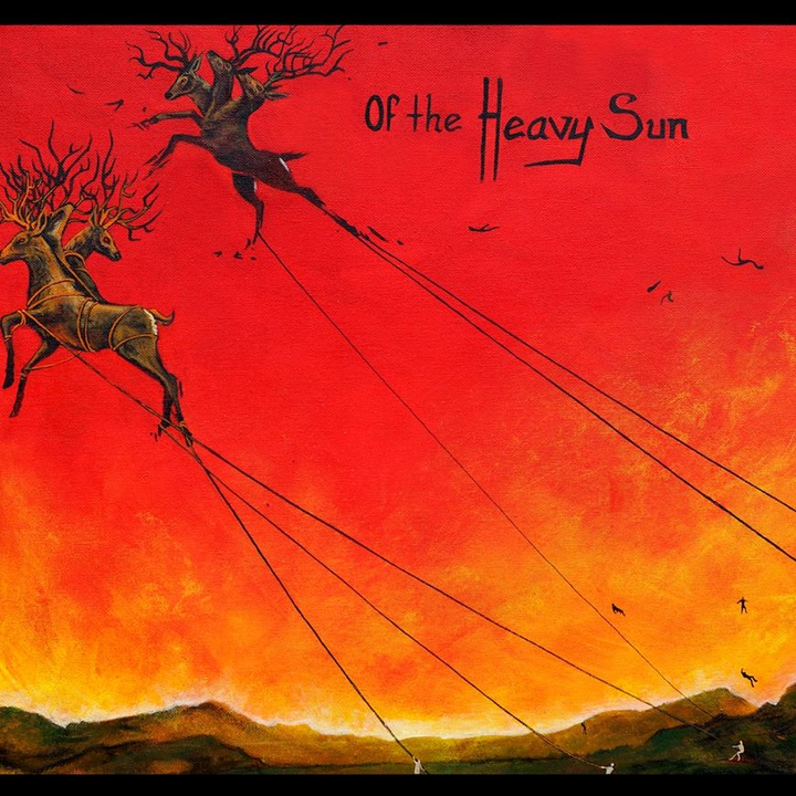 Of the Heavy Sun Tour Dates