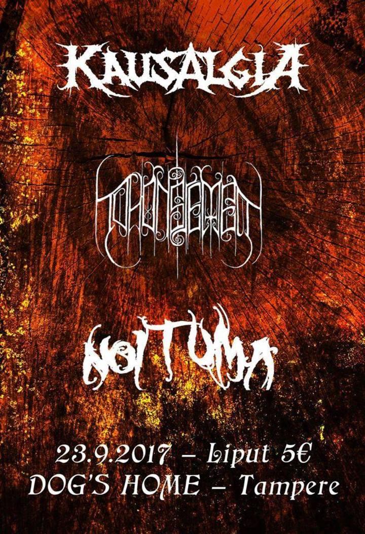 Noituma Tour Dates