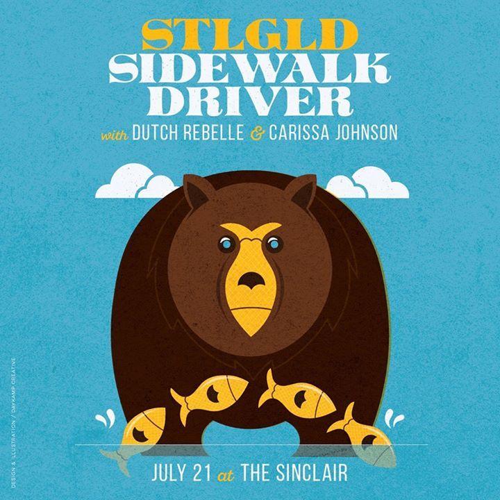 Sidewalk Driver Tour Dates