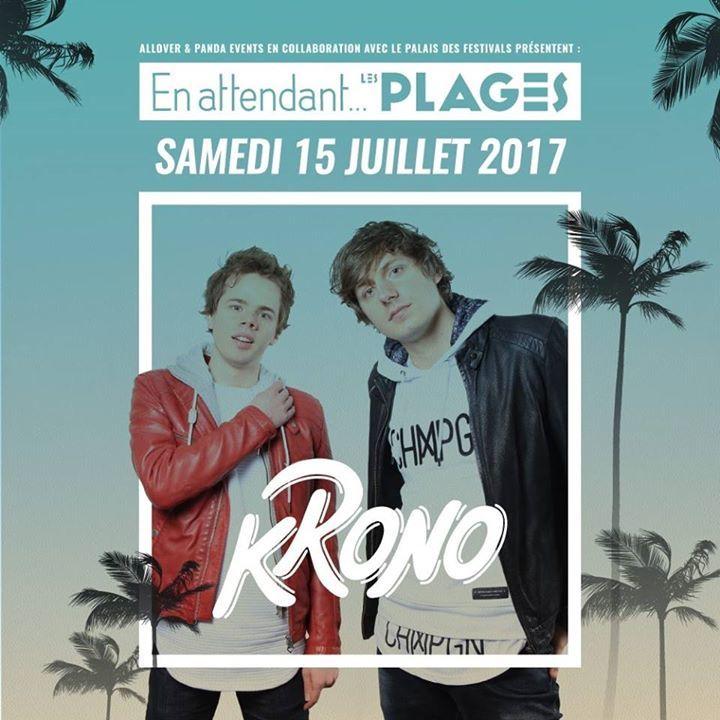 Krono Page Tour Dates