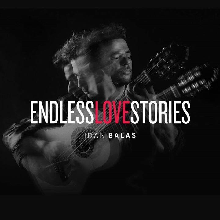 Idan Balas Guitarrista Tour Dates