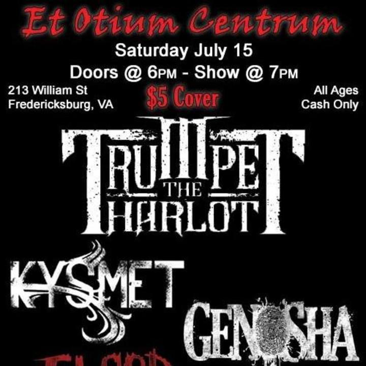 Kysmet Tour Dates