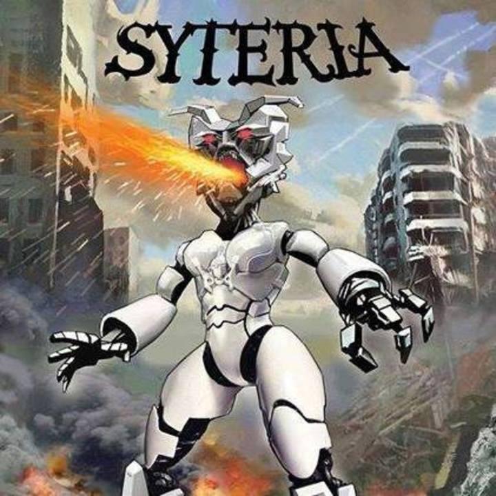 Syteria @ WinterStorm Rock Weekender - Irvine, United Kingdom