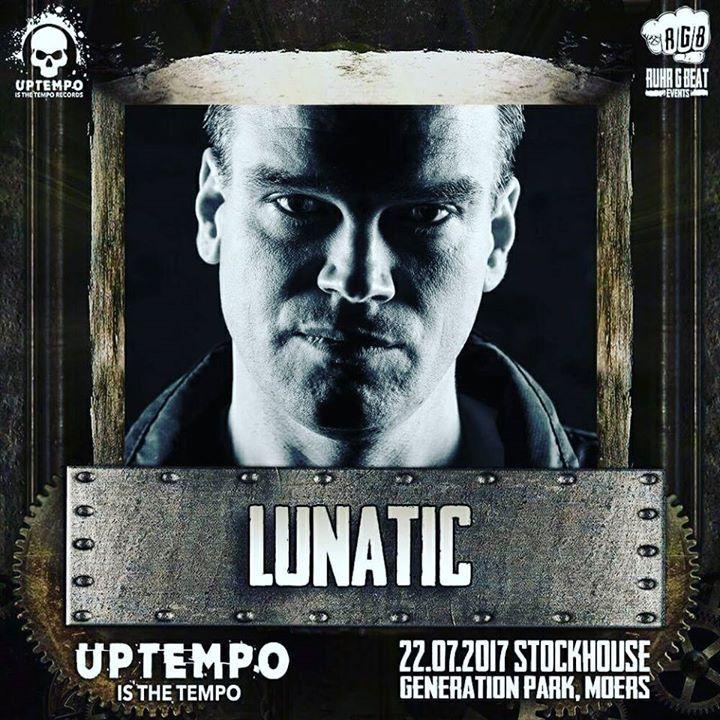 Lunatic Tour Dates