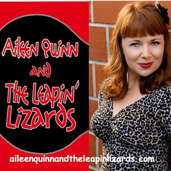 Aileen Quinn And The Leapin' Lizards @ Torrance Cultural Arts Center - Torrance, CA