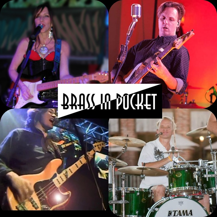 Brass In Pocket - A Tribute To The Pretenders Tour Dates